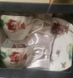 Чайный набор в красивой коробке