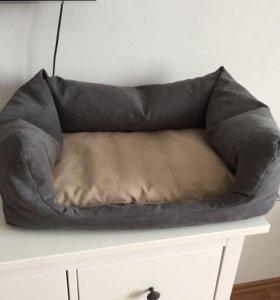 Новый лежак для собаки