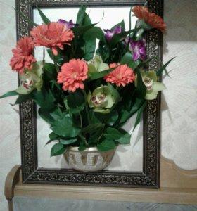 Картина-ваза