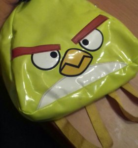 Рюкзачок angry bird