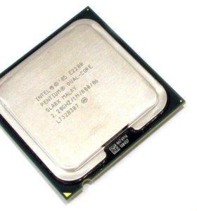Процессор Intel Pentium Dual-Core E2200 сокет 775