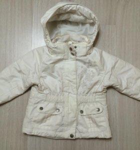 Куртка осень-весна, 3-4 года