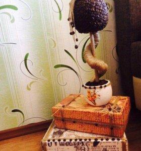 Топиарий - декоративное дерево