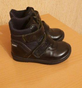 Dandino 23р ботинки весна-осень
