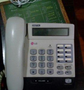 Стационарный телефон LG LKD-8DS
