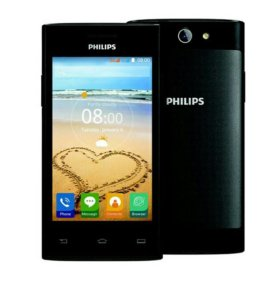 Телефон смартфон philips s309