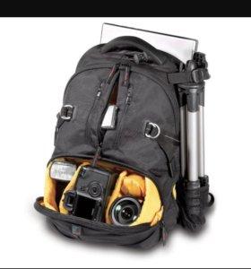 Новый рюкзак KATA для фотоаппарата