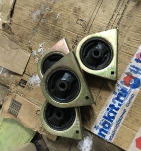 подушки двс-акпп mitsubishi lancer 9-cedia