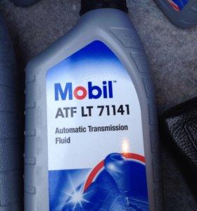 Масло для коробки Mobil ATF LT 711 41