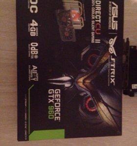 ASUS GTX 960 Strix OC 4GB