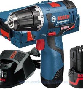 Шуруповёрт Bosch GSR10,8 V-EC L-boxx