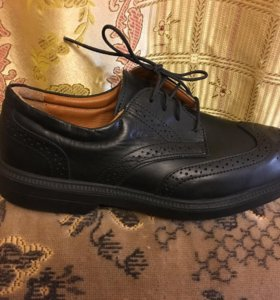 Туфли ботинки новые Италия Corfa кожа