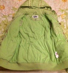 Осенняя куртка для девочек
