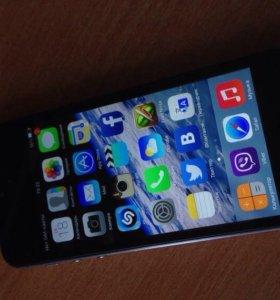 Айфон 5 16гб, черный!