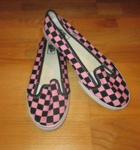 Туфли-сникерсы VANS