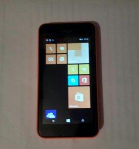 Nokia Lumia 530 как новый