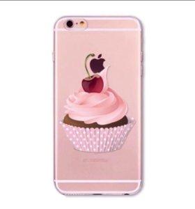 🌸🍃чехол-бампер на iPhone 5s🍃🌸