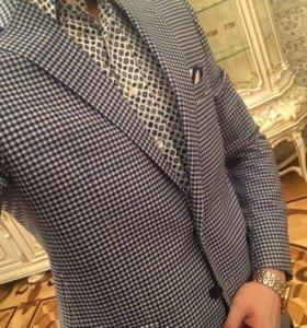 Мужской пиджак Boggi
