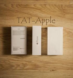 Новый iPhone 6 16gb