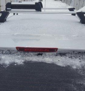 Багажник на крышу Ford focus 2 и крепления Thule