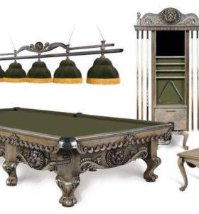 Бильярдный стол Лео и Лео2
