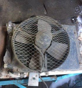 Радиатор кондиционера на MAZDA TITAN