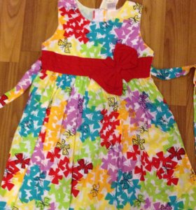 На 4-5 лет платья