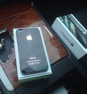 Айфон 4s в хорошем состояние