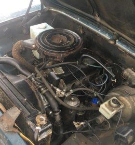 Двигатель 402 в сборе 100лс