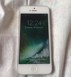 Айфон 5 , 16 гб