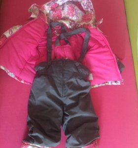 Куртка и штанишки на весну. Комбинезон 68-80