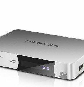 Медиаплеер ТВ приставка Андроид WI-FI с дисплеем