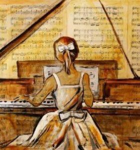 Уроки игры на фортепиано