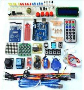 Arduino starter kit в кейсе