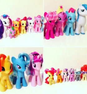 Пони my little pony hasbro MLP