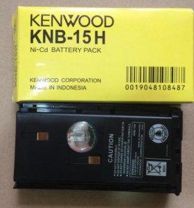Рации Kenwood TK-3107 аккумулятор 2500 mAh