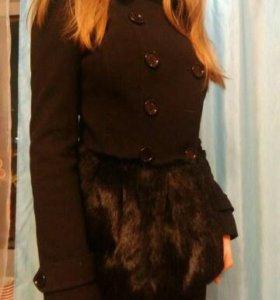 Пальто женское Elizabeth Franchi