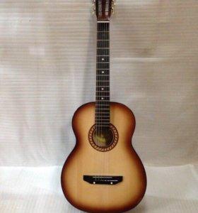 Новая гитара, настроена!