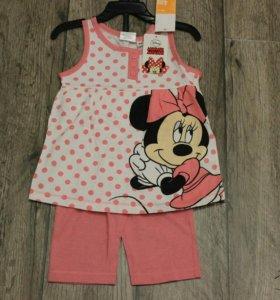 Пижама Minnie Mouse 💖💖💖