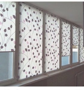 Рулонные шторы,и жалюзи