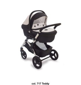 Новая модульная коляска CAM Teddy 2017