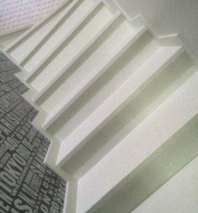 Лестницы, столешницы, барные стойки из кварца