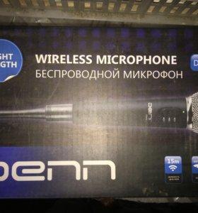 Беспроводной микрофон DENN DWM100