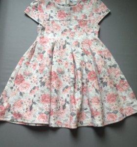 Стильное платье для маленькой модницы👗