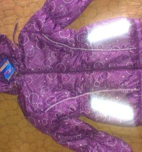 Новая Весенняя куртка для девочки