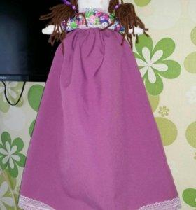 Кукла- пакетница