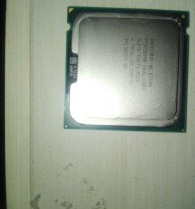 Процессор Intel pentium dual core