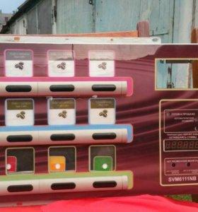 Кофе аппарат пластиковая панель