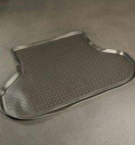 Ковер багажника полеуретановый Приора, 2110 седан