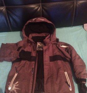 Куртка зимняя Рейма